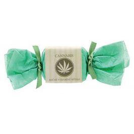 Bohemia Gifts & Cosmetics Cannabis ručně vyráběné konopné mýdlo bonbon 30 g