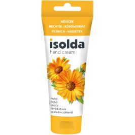 Isolda Měsíček s lněným olejem hojivý krém na ruce 100 ml