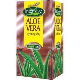 Vitto Tea Intensive Aloe Vera bylinný čistící čaj nálevové sáčky 20 x 1,5 g