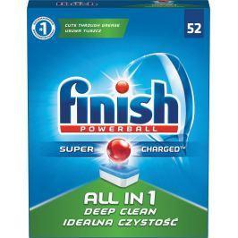 Finish All in 1 Deep Clean tablety do myčky 52 kusů