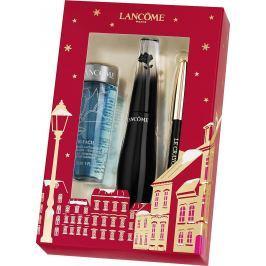 Lancome Grandiose řasenka 01 Noir Mirifique 10 ml + Bi-Facil odličovač očí 30 ml + Mini Crayon Khol tužka na oči 01 Noir 0,7 g, kosmetická sada