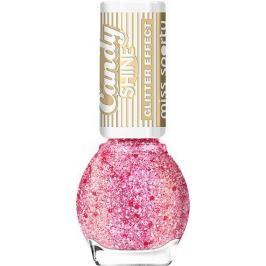 Miss Sporty Candy Shine Glitter Effect lak na nehty 005 7 ml