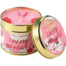Bomb Cosmetics Třešňová pálenka Vonná přírodní, ručně vyrobena svíčka v plechové dóze hoří až 35 hodin