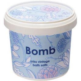 Bomb Cosmetics Sametový ročník - Vintage Velvesůl do koupele 365 ml