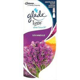 Glade by Brise One Touch Levandule mini sprej osvěžovač vzduchu náhradní náplň 10 ml