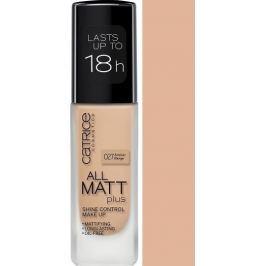Catrice All Matt Plus Shine Control make-up 027 Amber Beige 30 ml