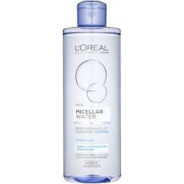 Loreal Paris Micellar Water micelární voda pro normální až smíšenou, citlivou pleť 400 ml