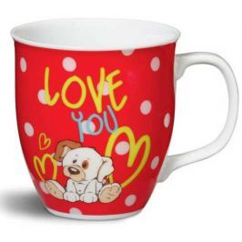 Nici Love You Hrneček porcelánový 9,5 x 10 cm 400 ml
