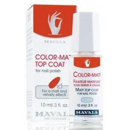 Mavala Color-Matt Top Coat matující nadlak 10 ml