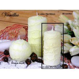 Lima Sirius Vanilka vonná svíčka koule 80 mm 1 kus