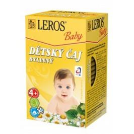 Leros Baby Bylinný čaj pro děti 20 x 1,8 g