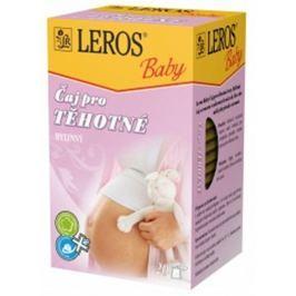 Leros Baby Pro těhotné ženy bylinný čaj 20 x 2,0 g