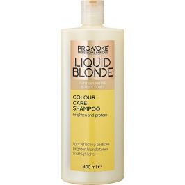 Pro:Voke Liquid Blonde šampon na osvěžení a udržení barvy na melírované blond vlasy 400 ml