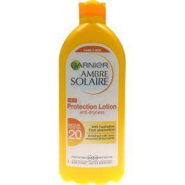 Garnier Ambre Solaire Protection Lotion SPF20 mléko na opalování 400 ml