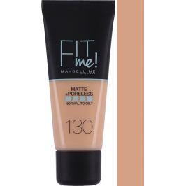 Maybelline Fit Me Matte & Poreless Foundation make-up 130 Buff Beige 30 ml