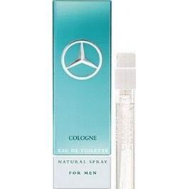 Mercedes-Benz Mercedes-Benz Cologne toaletní voda pro muže 1,5 ml s rozprašovačem, Vialka