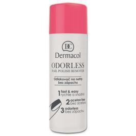 Dermacol Odorless Nail Polish Remover odlakovač na nehty bez zápachu 120 ml