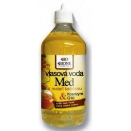 Bione Cosmetics Med a Q10 a Mateří kašička vlasová voda 220 ml