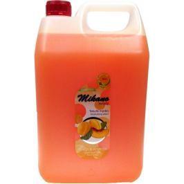 Mika Mikano Beauty Peach & Apricot tekuté mýdlo 5 l