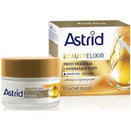 Astrid Beauty Elixir Hydratační denní krém proti vráskám s UV filtry 50 ml