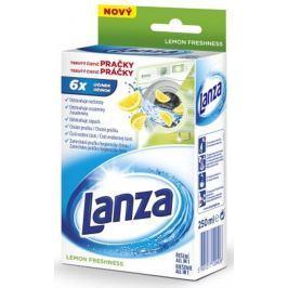Lanza Lemon Freshness tekutý čistič pračky 1 dávka 250 ml
