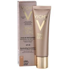 Vichy Teint Idéal Rozjasňující krémový make-up 35 Beige Dore 30 ml
