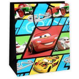 Ditipo Disney Dárková papírová taška pro děti L Cars, Pasta Potenza 26,4 x 12 x 32,4 cm