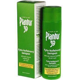 Plantur 39 Fyto-kofeinový šampon proti vypadávání pro barvené vlasy pro ženy 250 ml