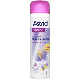Astrid Femina Krémová pěna na holení pro jemnou pokožku 250 ml