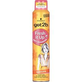 Got2b Fresh it Up Texture strukturující suchý šampon 200 ml