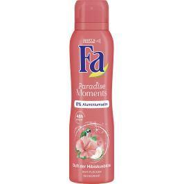Fa Paradise Moments Hibiscus Scent deodorant sprej 150 ml
