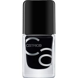 Catrice ICONails Gel Lacque lak na nehty 20 Black to the Routes 10,5 ml