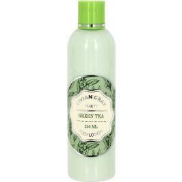 Vivian Gray Beauty Green Tea Zelený čaj luxusní tělové mléko 250 ml