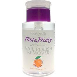 Easy Nails Fast & Fruity odlakovač na nehty s pumpičkou Broskev 180 ml