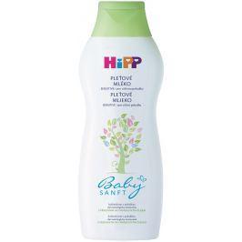 HiPP Babysanft Bio Pleťové mléko s přírodním mandlovým olejem pro citlivou pokožku pro děti 350 ml