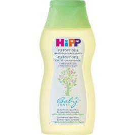 HiPP Babysanft Bio Pleťový olej s přírodním mandlovým olejem pro citlivou pokožku 200 ml