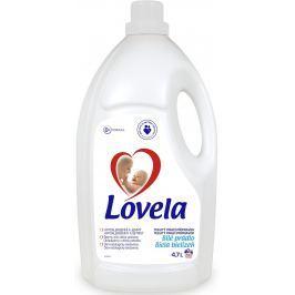 Lovela Bílé prádlo Hypoalergenní tekutý prací prostředek 50 dávek 4,7 l