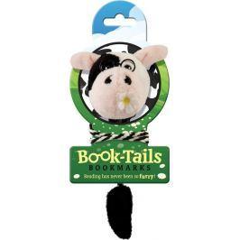 If Book Tails Bookmarks Provázková záložka Kravička 90 x 65 x 210 mm