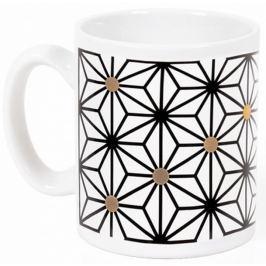 Albi Espresso Hrnek Hvězdy na bílé 100 ml