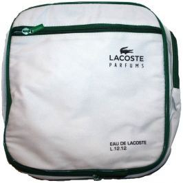 Lacoste Eau de Lacoste L.12.12 2v1 Batoh - taška zelený pruh 58 x 26,5 x 29 cm