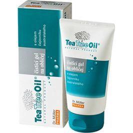 Dr. Müller Tea Tree Oil čisticí gel na obličej 150 ml