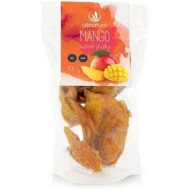 Allnature Bio Sušené mango plátky, Raw 100 g