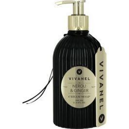 Vivian Gray Vivanel Prestige Neroli & Ginger luxusní tekuté mýdlo s dávkovačem 350 ml