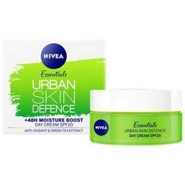Nivea Essentials Urban Skin Defence antioxidační denní krém 50 ml