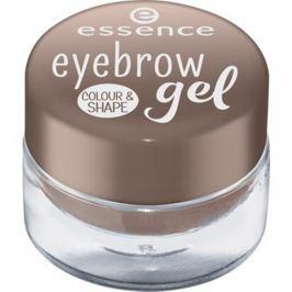 Essence Eyebrow Gel Colour & Shape gel na obočí 02 Blonde 3 g