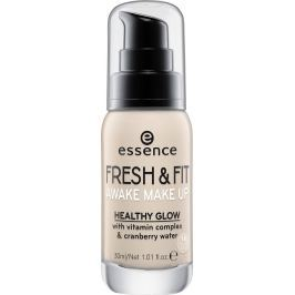 Essence Fresh & Fit Awake make-up 10 Fresh Ivory 30 ml