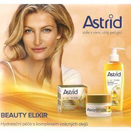 Astrid Beauty Elixir denní krém proti vráskám 50 ml + čisticí pleťový olej 145 ml, kosmetická sada