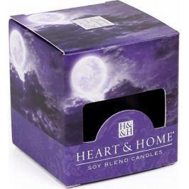 Heart & Home Tajemný úplněk Sojová vonná svíčka bez obalu hoří až 15 hodin 53 g