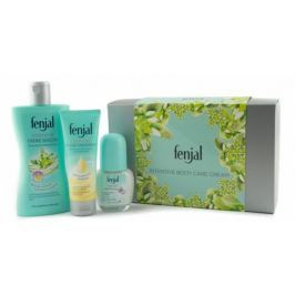 Fenjal Intensive sprchový gel 200 ml + roll-on 50 ml + krém ruce 75 ml Set 2017
