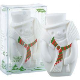 Kappus Sněhulák toaletní mýdlo v atraktivní, průhledné krabičce 100 g
